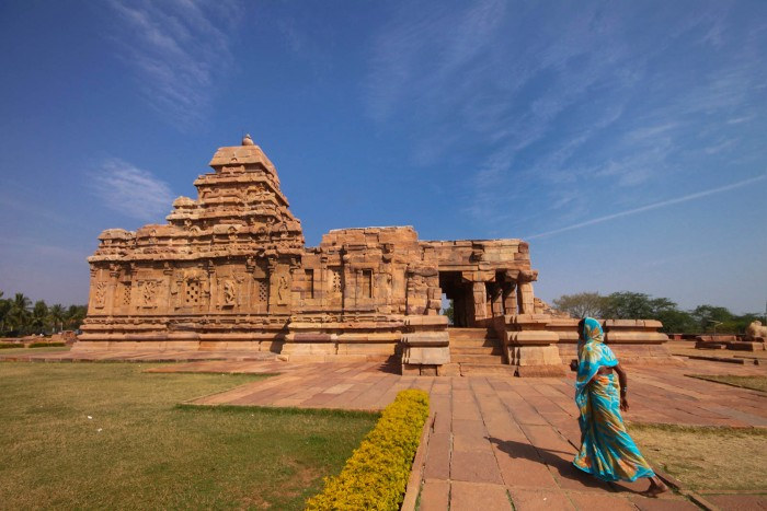 Aihole, featuring over 120 temples from 4th to 12th century CE a historic site of ancient and medieval era where Buddhist, Hindu as well as Jain monuments can be found. It is believed to be a cultural center and religious site for innovations in architecture and experimentation of ideas.